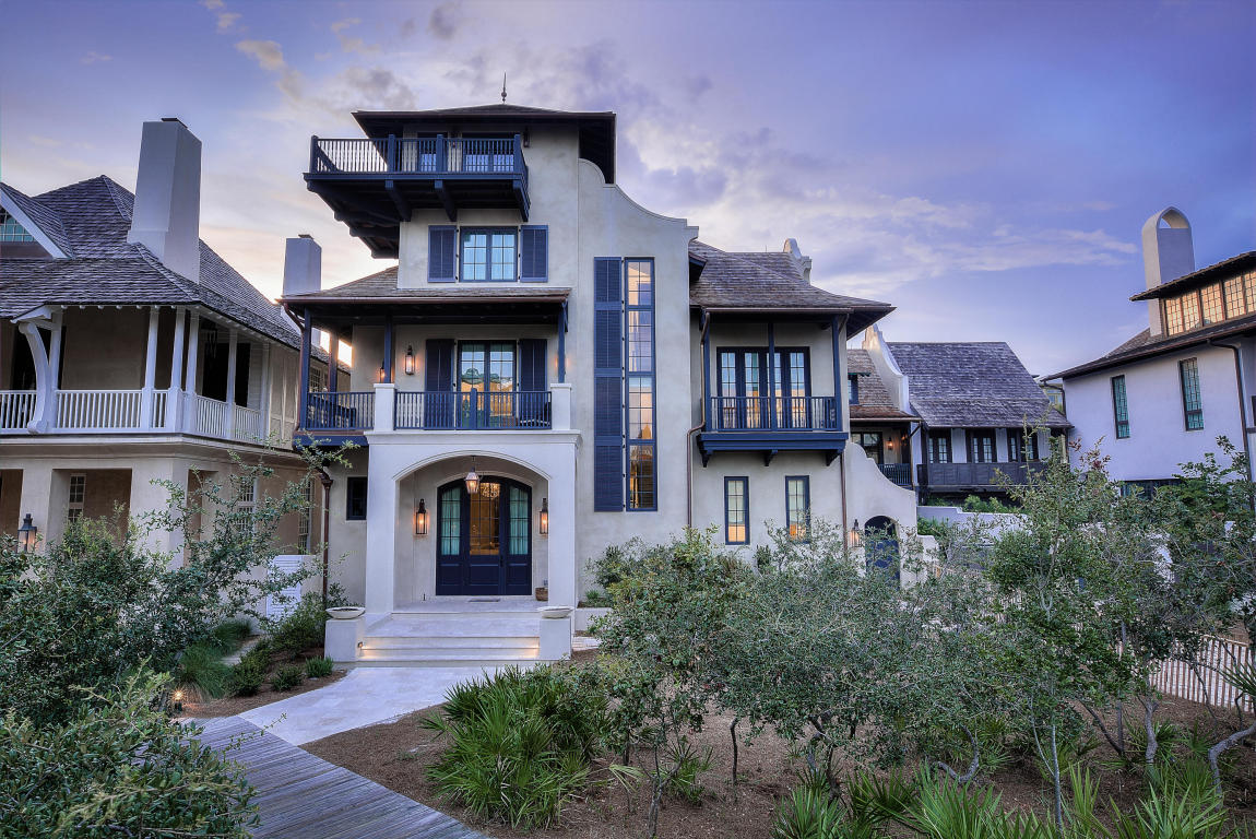 Destination: Rosemary Beach